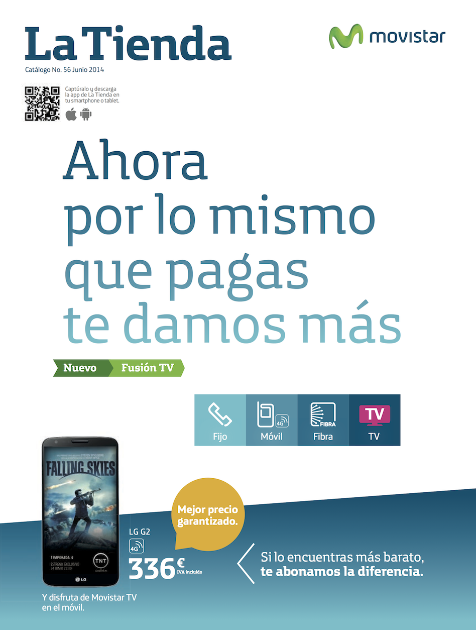 Revista Movistar Jovitel junio 2014